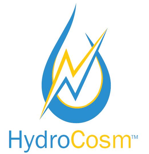 HydroCosm Logo (tm)